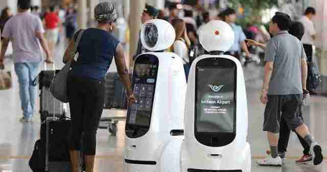 AI and robotics are among the many technologies that are being used by the Smart Airport Team to improve the passenger experience at Incheon Airport.