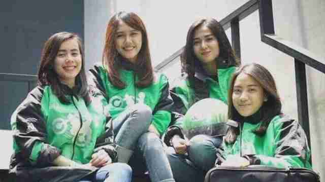 Gojek claims to have 50,000 registered drivers in Thailand.