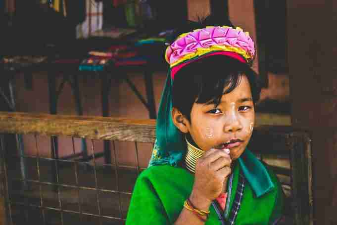 Being born female in a Thai-Myanmar hilltribe community still puts girls at a huge disadvantage.