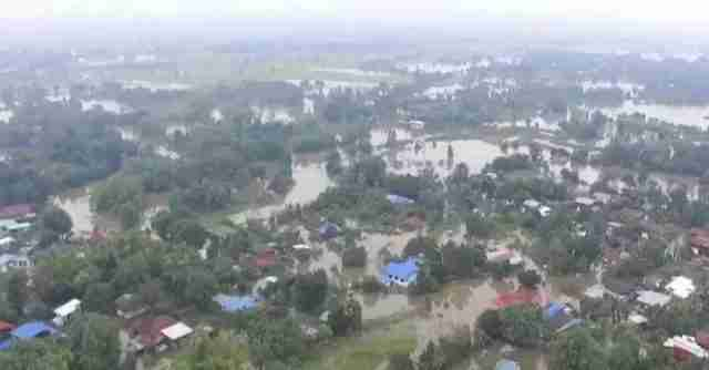 Severe Flooding Continues in Nakhon Ratchasima-1