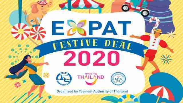 Expat Festive Deal 2020 offers travel, holiday promotions for foreigners Nov. 20-22