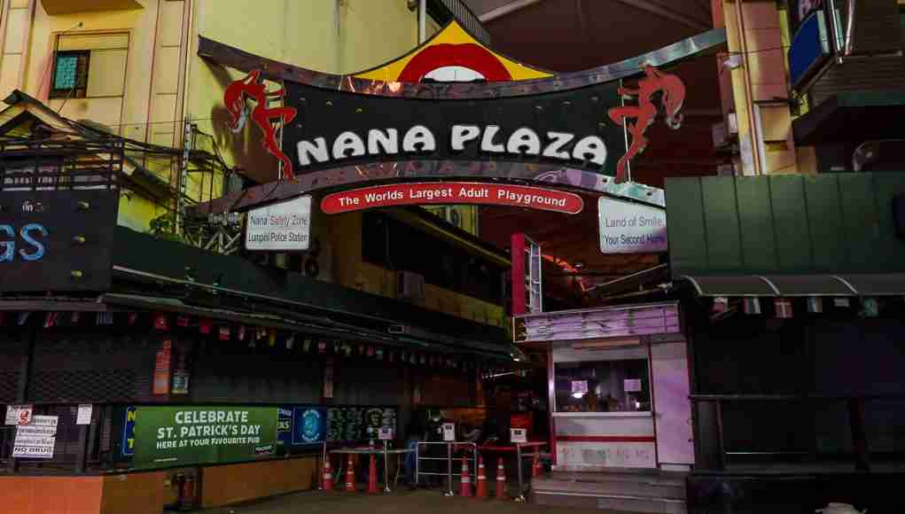 Bangkok's Nana Plaza red-light complex will closed Dec. 29-Jan. 4 as Bangkok announces new restrictions on nightlife.