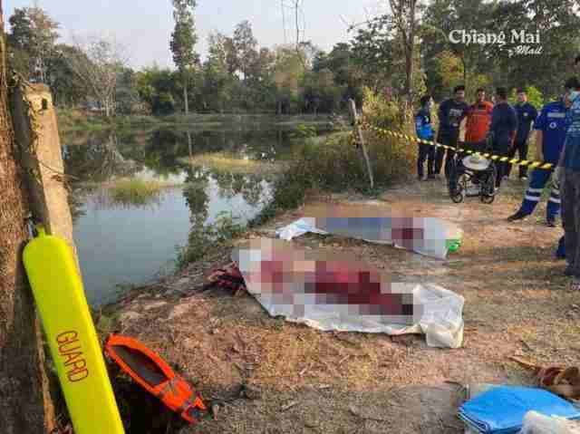 Elderly mother, disabled daughter drowned in Chiang Mai murder-suicide