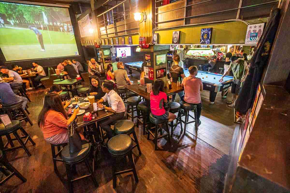 Foreigner-centric restaurants and sports pubs that rely on alcohol sales may not even bother to reopen.
